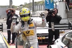 Race winner Timo Glock, BMW Team RMG, BMW M4 DTM