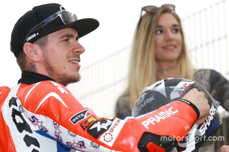 Scott Redding, Pramac Racing nd girlfriend