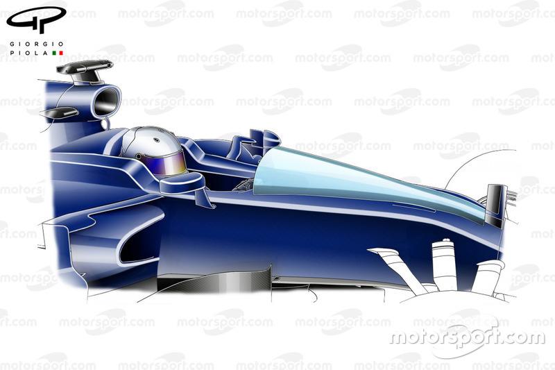 Zeichnung: Cockpitschutz