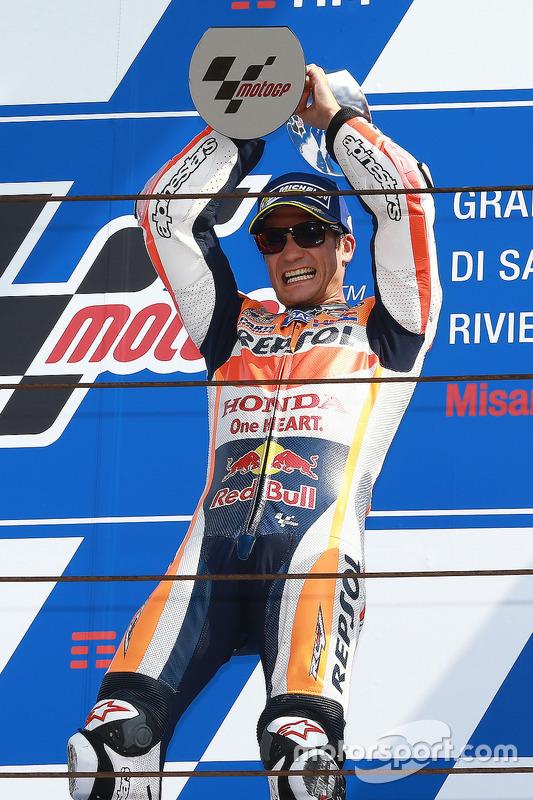 Sieger Dani Pedrosa, Repsol Honda Team