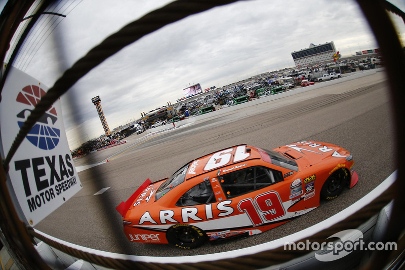 6. Даніель Суарес, Joe Gibbs Racing Toyota
