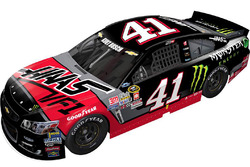 Kurt Busch, Stewart-Haas Racing Chevrolet special throwback scheme