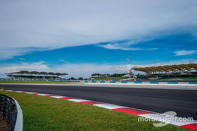 Sepang International Circuit overview