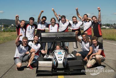 Weltrekord von AMZ Racing