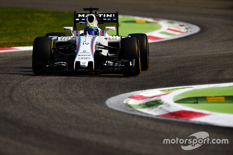 Felipe Massa, Williams FW38