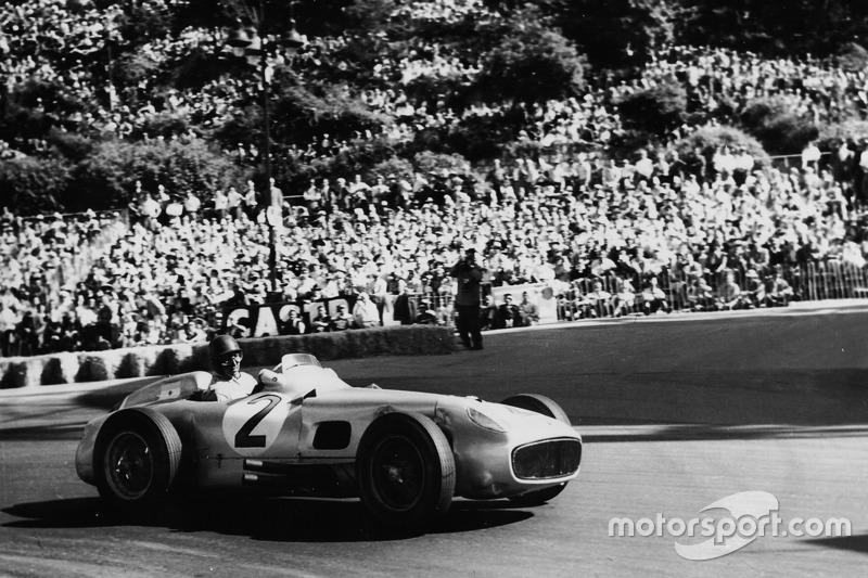 #50: Mercedes W196 (1954-1955)