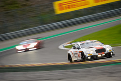 #30 Team Parker Racing, Bentley Continental GT3: Chris Harris, Derek Pierce, Carl Rosenblad, David Perel