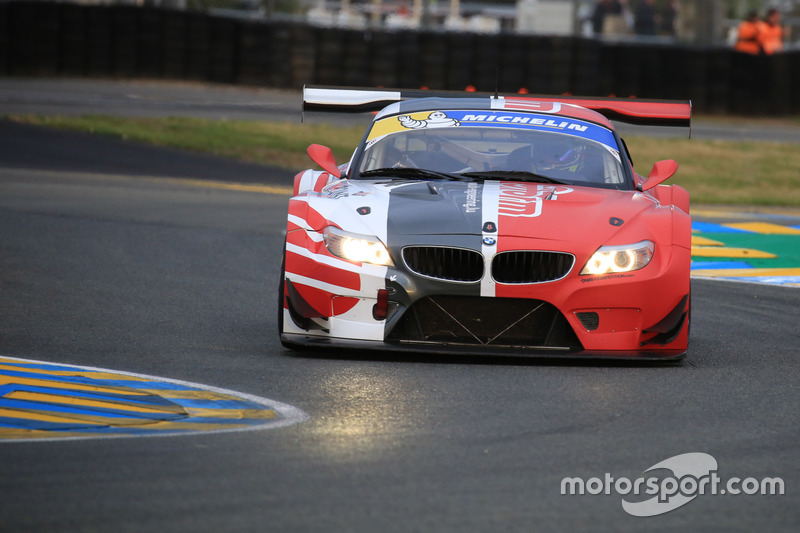 #44 DKR Engineering BMW Z4 GT3: Jan Storm, Niels Bouwhuis