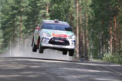 Ole Christian Veiby, Stig Rune Skjaermoen, Citroën