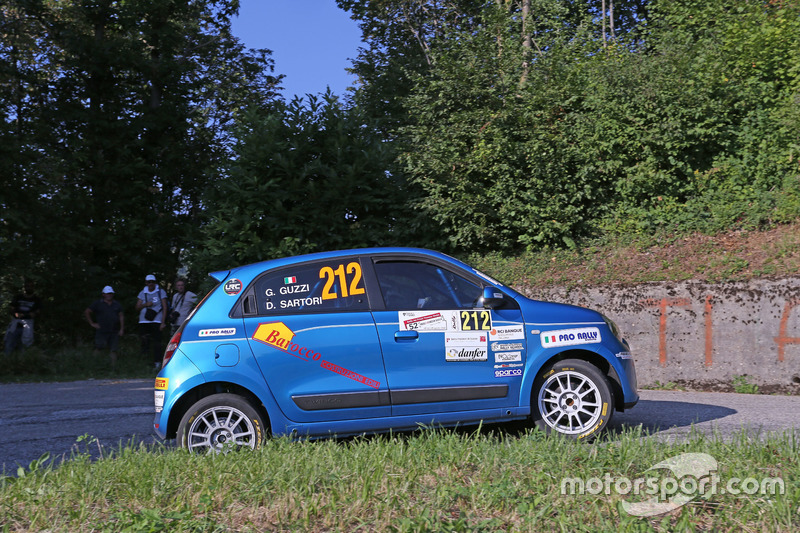 Trofei Renault: Rally del Friuli