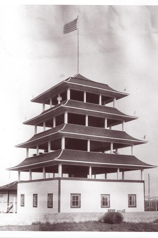 1913: De eerste Pagoda