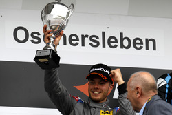 Podium: Benjamin Leuchter, Racing One VW Golf GTI TCR