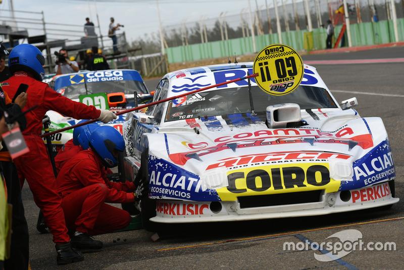 Federico Pérez, Coiro Dole Racing