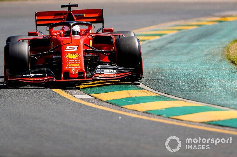 4. Себастьян Феттель, Ferrari — 12