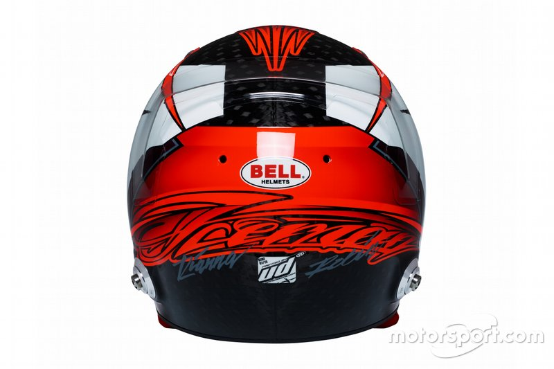 Casco 2019 de Kimi Raikkonen