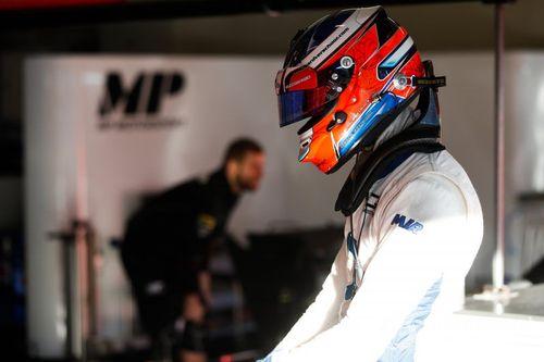 Formel-2-Test in Jerez