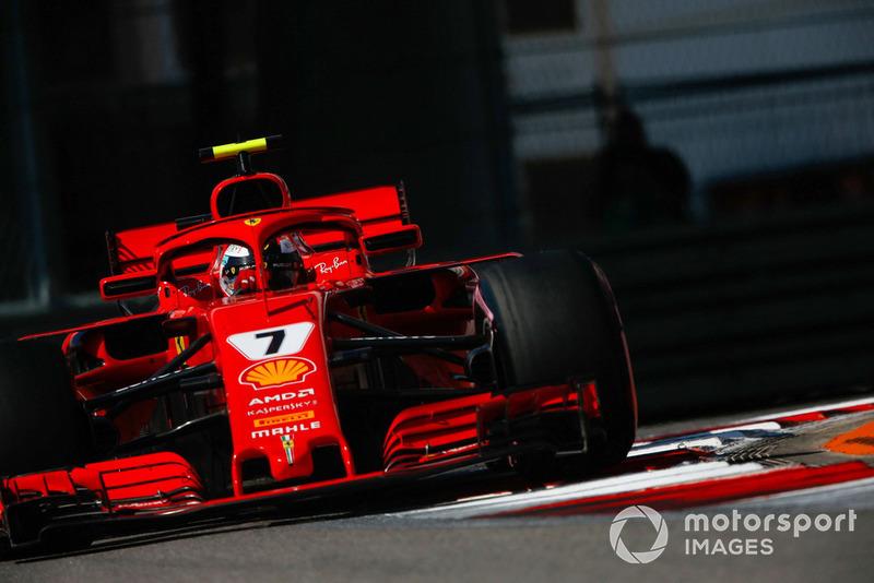 4 місце — Кімі Райкконен, Ferrari — 253