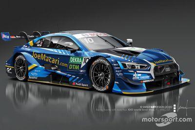Audi Sport Team WRT announcement