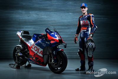 Annonce Red Bull KTM Tech3