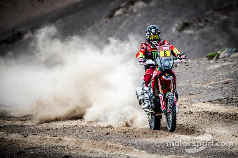 #5 Monster Energy Honda Team Honda: Хоан Барреда