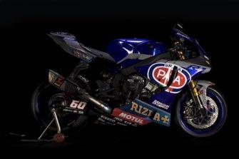 Yamaha YZF-R1 2019 livery