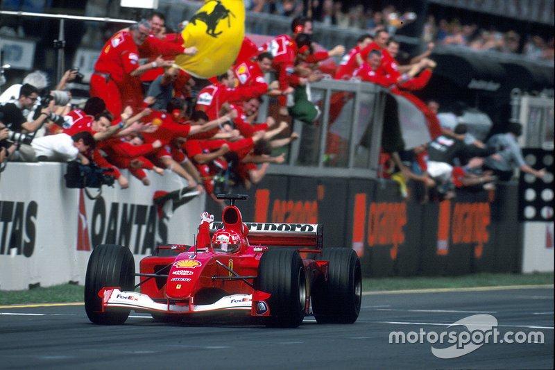 GP Australia 2001