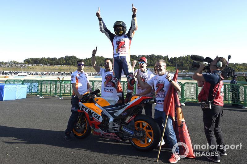 2018 - Marc Marquez, Honda