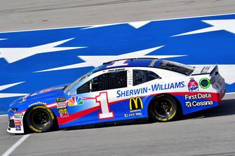 Jamie McMurray, Chip Ganassi Racing, Chevrolet Camaro Sherwin-Williams