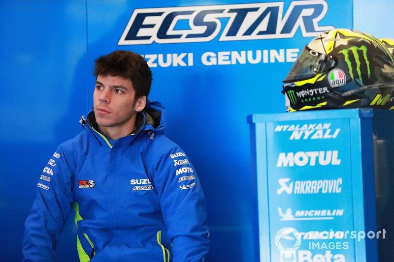 Хоан Мір, Team Suzuki ECStar