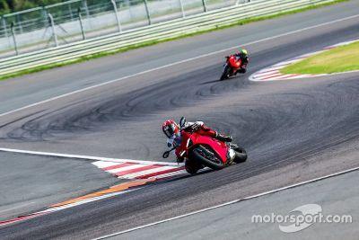 Ducati Hindistan Pist Günü
