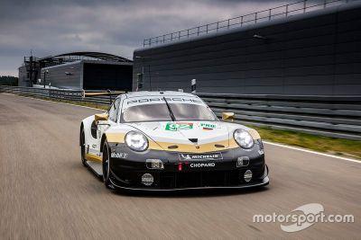 Decoración Porsche