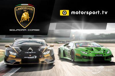 Motorsport.com aankondigingen