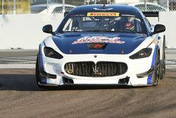 #93 Maserati GranTurismo: Рон Баллард