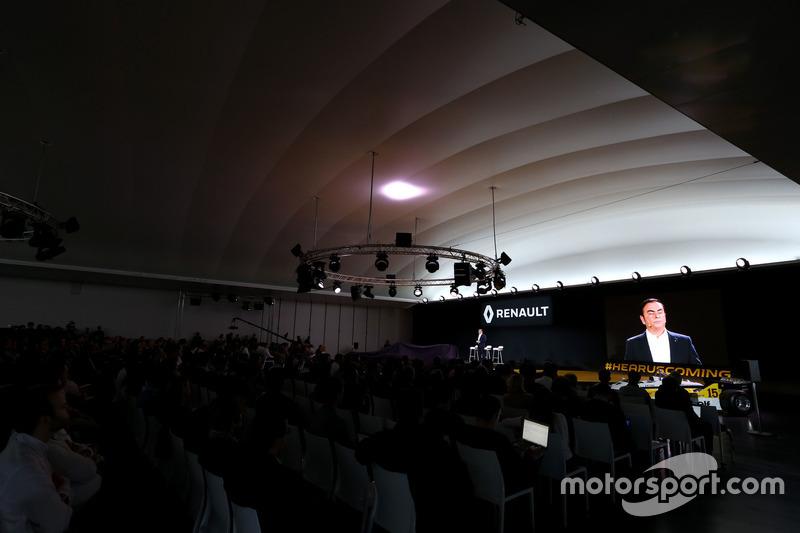 Carlos Ghosn, Präsident Renault