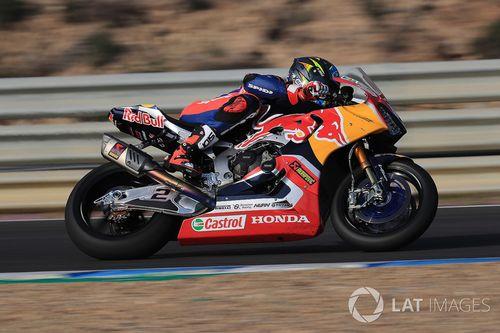 Red Bull Honda WSBK Team