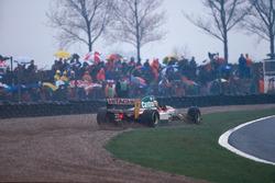 Ausritt: Alessandro Zanardi, Lotus 107B