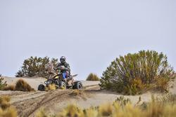Аксель Дютри, Drag'On Rally Team, Yamaha Raptor 700 (№245)