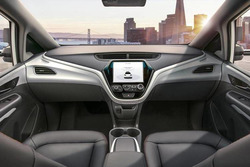 Interior Chevrolet Cruise