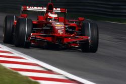 Kimi Raikkonen, Ferrari F2008