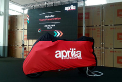 Aprilia Racing Team launch