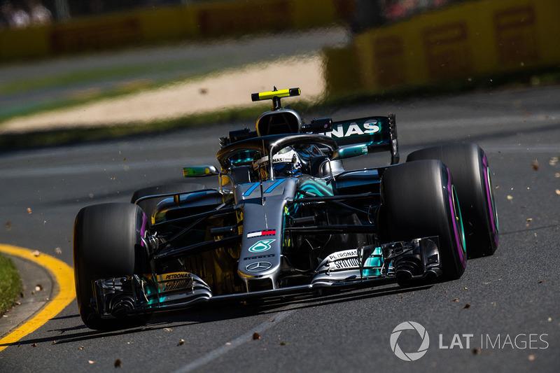 Valtteri Bottas, Mercedes-AMG F1 W09 EQ
