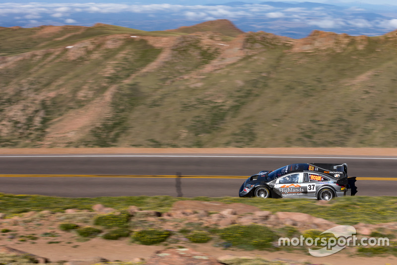 37 Tony Quinn Ford Focus At Pikes Peak
