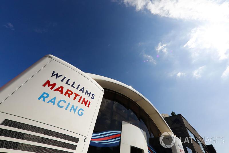 The Williams motorhome