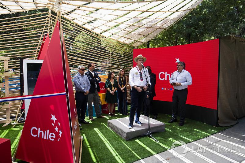 Chile e-prix opening ceremony