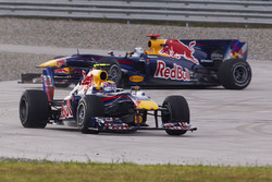 Mark Webber, Red Bull Racing RB6, Sebastian Vettel, Red Bull Racing RB6