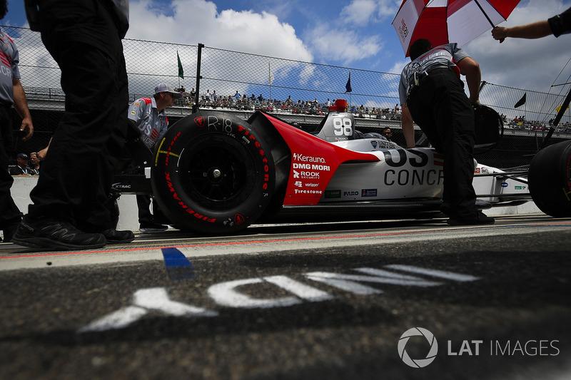 12: Marco Andretti, Andretti-Herta Autosport Honda, 227.288
