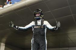 Worldchampion Thed Björk, Polestar Cyan Racing, Volvo S60 Polestar TC1
