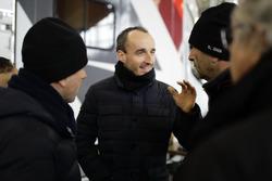 Robert Kubica e Tobia Cavallini