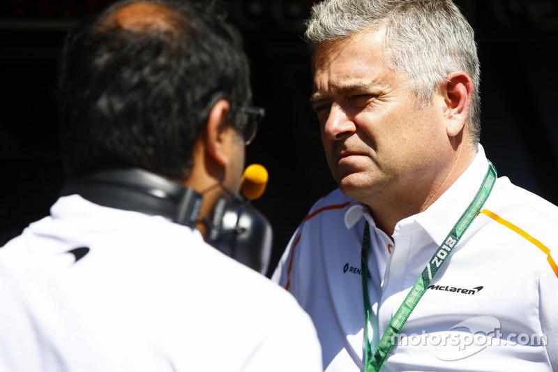 Gil de Ferran, director deportivo de McLaren