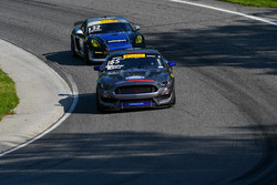 #55 PF Racing Ford Mustang GT4: Jade Buford, Scott Maxwell